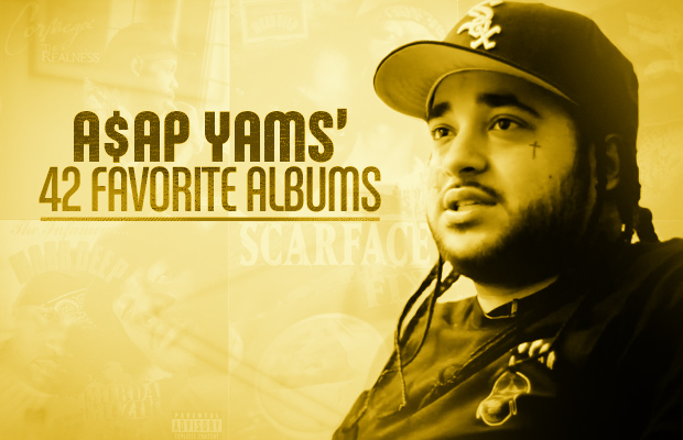 What happened to asap yams face