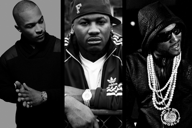 T.I., Alley Boy, & Young Jeezy