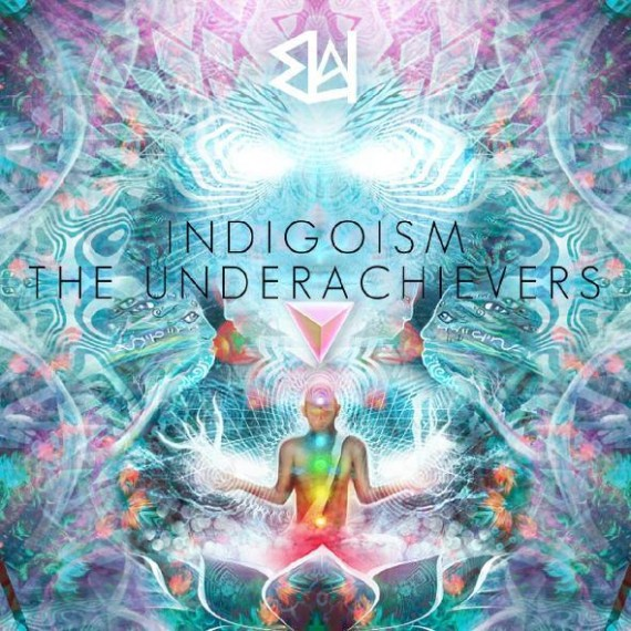 The Underachievers' Indigoi.s.m. Cover Art