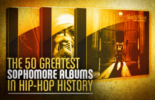 The 50 Greatest Sophomore Albums in Hip-Hop History