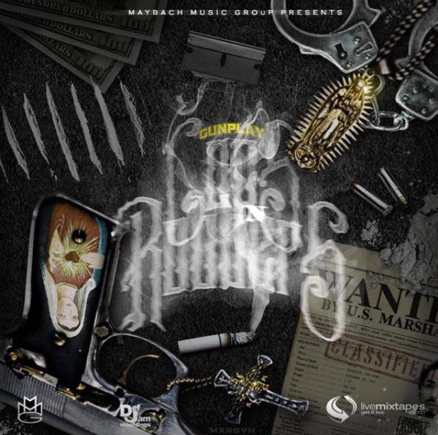 Cops & Robbers Mixtape Cover