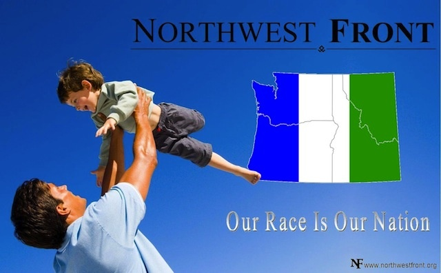 Ad for Northwest Front