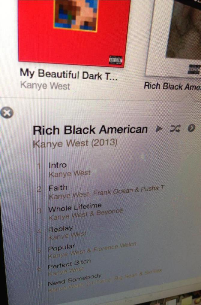 Rich Black American?