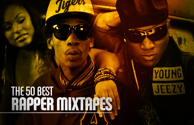 Complex's The 50 Best Rapper Mixtapes