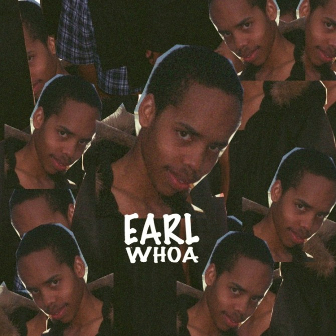 """Whoa"" cover art"