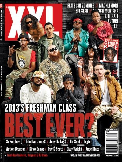 2013 XXL Freshman Class